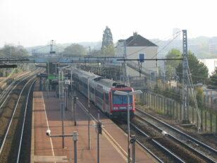 TRAVAUX - Transilien Ligne D Sud 1