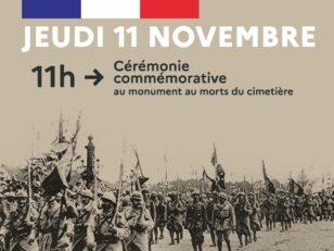 Cérémonie commémorative de l'Armistice de 1918 6
