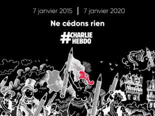7 janvier 2020 - Hommage aux victimes des attentats parisiens 1