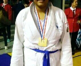 Judo : Ibini, 14 ans, décroche la médaille d'or en Coupe France ! 15