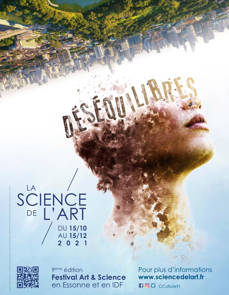 """Festival La Science de l'Art à Épinay - exposition """"No-Made de la nature défaite"""" 3"""