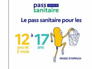 Extension du pass sanitaire pour les 12-17 ans 10