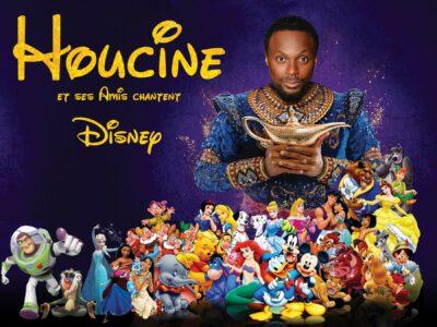 « Houcine et ses amis chantent Disney » à 16h à la MAC 1