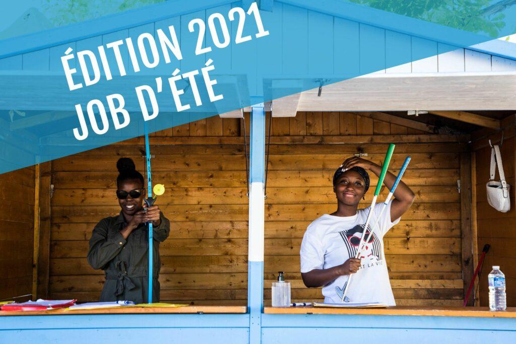 Lancement Edition 2021 Job d'Été 2
