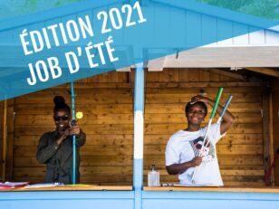 Lancement Edition 2021 Job d'Été 1