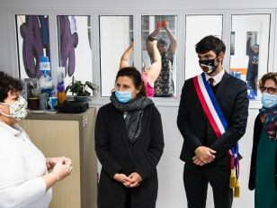 La Ministre déléguée aux Sports était à Epinay-sous-Sénart ce vendredi 13 novembre 11