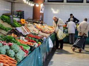 Covid-19 : Le marché fermé jusqu'à nouvel ordre 2