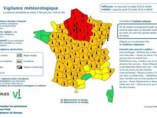 Canicule : l'Essonne en alerte Rouge ce jeudi 25 juillet 2019 5