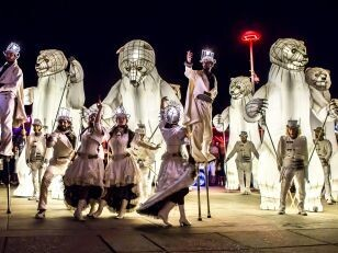 « Gueules d'ours », une déambulation féerique… Une invitation à un rêve éveillé ! 2