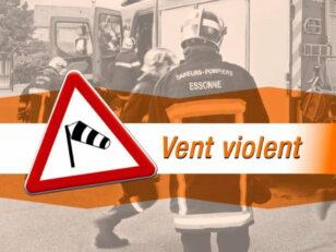 Alerte aux vents violents cette nuit, limitez vos déplacements ! 3