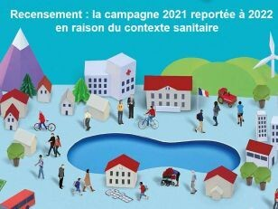 Recensement : une campagne reportée à 2022 94