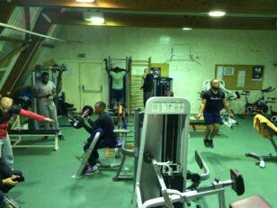 Découvrez le nouveau club municipal de musculation 2