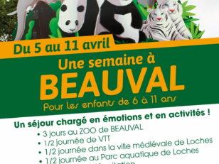 Séjour à Beauval 1