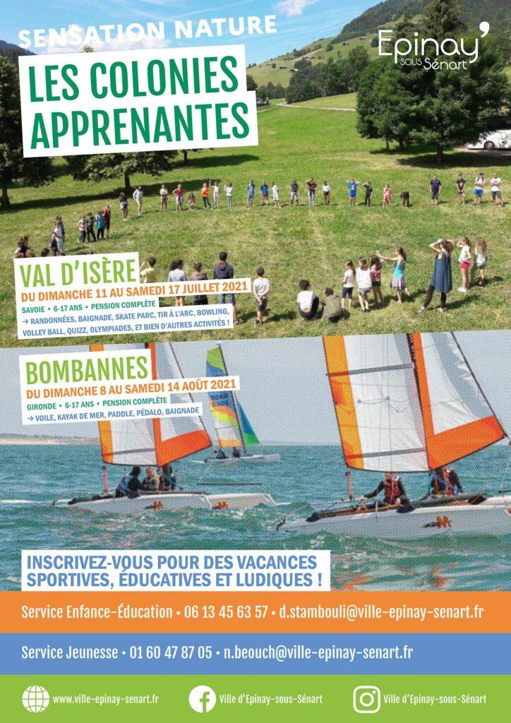 Colonies apprenantes Val d'Isère et Bombannes (6-17 ans) 2