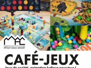 Café Jeux à la MAC 3