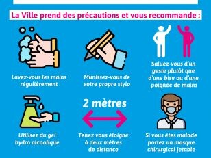 Covid-19 : Mesures de confinement et attestation de déplacements 7