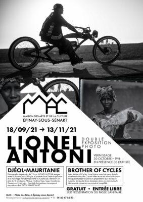 Double exposition photo de Lionel Antoni + Vernissage 1