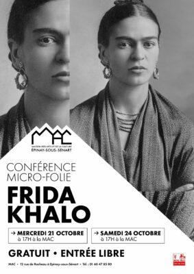 Conférence Micro-Folie : Frida Kahlo 1