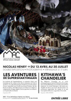 Exposition photo Nicolas HENRY à la MAC + Visites Guidées 1