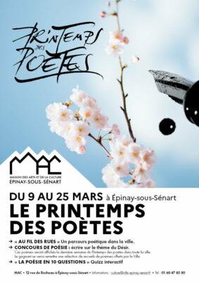 Le printemps des poètes 1