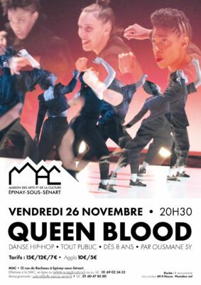 Queen Blood - danse Hip Hop - un crew 100% féminin ! 1