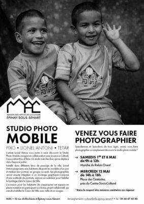 Studio Photo Mobile avec Lionel Antoni 1
