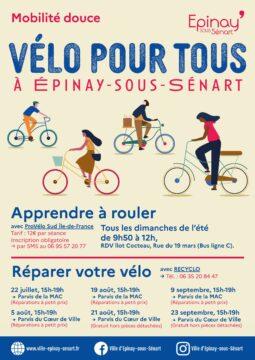 Vélo pour tous à Épinay-sous-Sénart 6