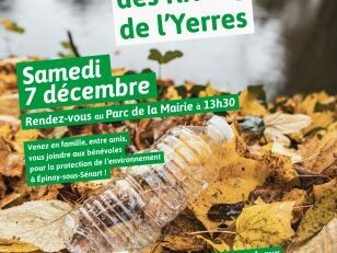 Opération nettoyage des rives de l'Yerres ce samedi à partir de 13h30 11