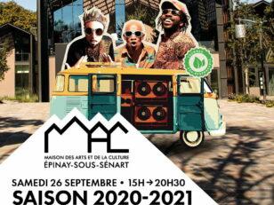 Lancement de la Saison culturelle 2020-2021 : un événement festif et familial 1