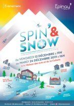 Spin and Snow du 13 au 24 décembre à la MAC 10