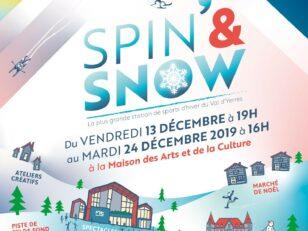 Spin and Snow : sports de glisse et stands de gourmandises ! 3