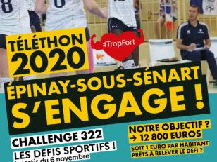Téléthon 2020 : Epinay s'engage, Epinay innove ! 116