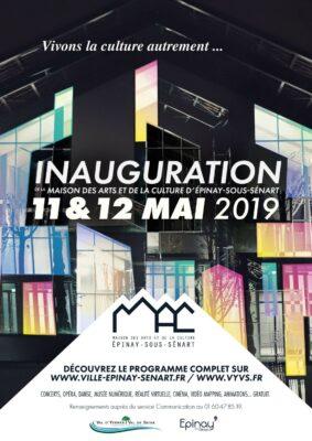 Inauguration de la Maison des Arts et de la Culture 1
