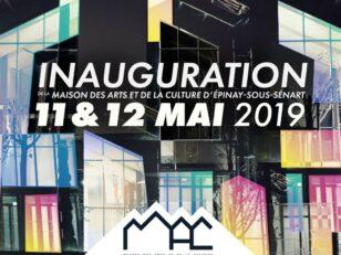 Inauguration de la Maison des Arts et de la Culture les samedi 11 et dimanche 12 mai 12