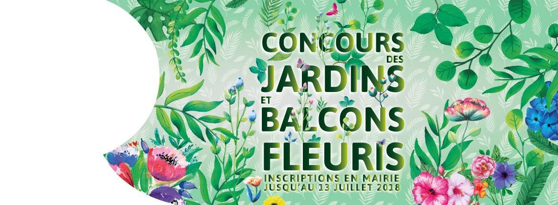 Concours des Balcons et Jardins fleuris
