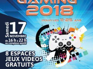 Spin'Gaming 2018, aujourd'hui à partir de 16h ! 7