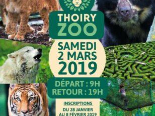 Inscrivez-vous pour le ZooSafari de Thoiry 3