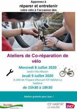 Ateliers de réparation et d'entretien de vélo 4