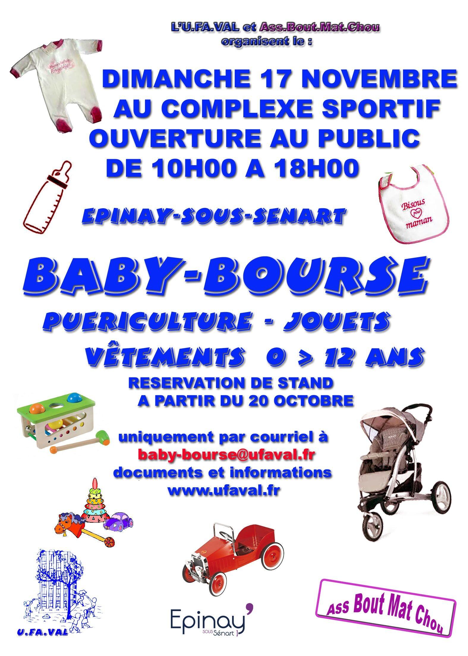 Baby bourse