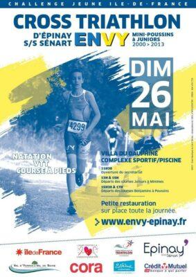 Cross triathlon de l'ENVY 1