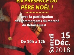 Distribution de cadeaux en présence du Père Noël ! 9