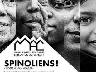 """""""Spinoliens, Une ville en visages"""" : à découvrir jusqu'au 22 février 16"""