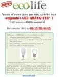 Distribution gratuite d'ampoules Led, une nouvelle opération à venir 10