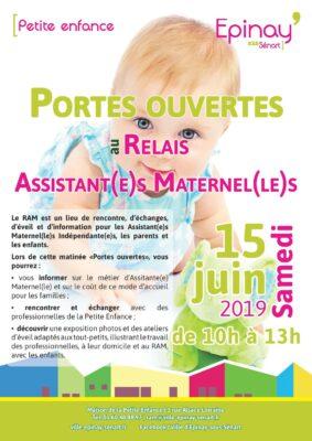 Portes ouvertes au Relais Assistant(e)s Maternel(le)s 1