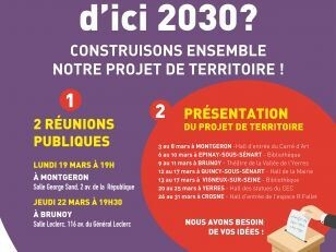 Présentation du projet de Territoire porté par l'Agglo Val d'Yerres Val de Seine 8