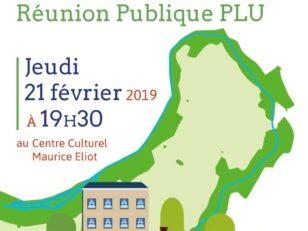 Jeudi 21 février à 19h30 : réunion publique sur le Plan Local d'Urbanisme (PLU) 11