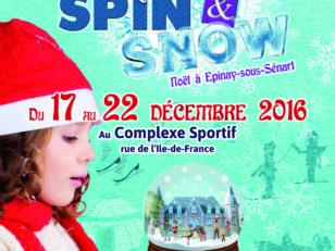 Spin'& Snow : demandez le programme ! 6