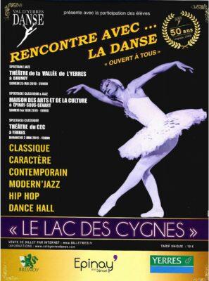 50 ans de Val d'Yerres Danse 1