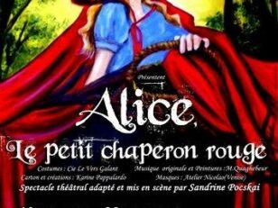 Sorties en famille : Alice, le petit chaperon rouge 5