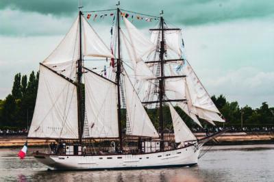 11 juin 2019 : Cap sur l'Armada de Rouen 1